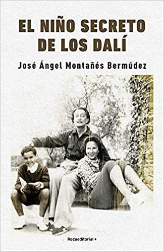 Portada del libro El niño secreto de los Dalí