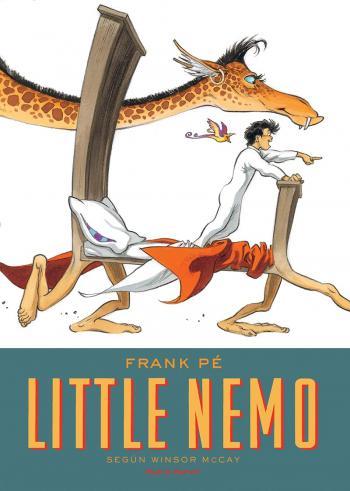 Portada del libro Little Nemo