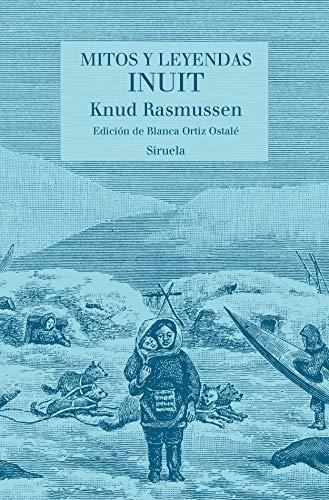 Portada del libro Mitos y leyendas inuit