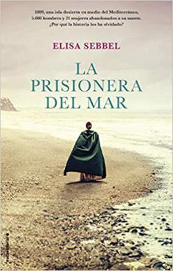 Portada del libro La prisionera del mar