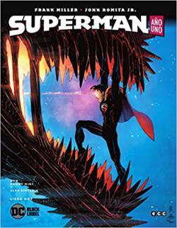 Portada del libro Superman: Año Uno. Libro dos