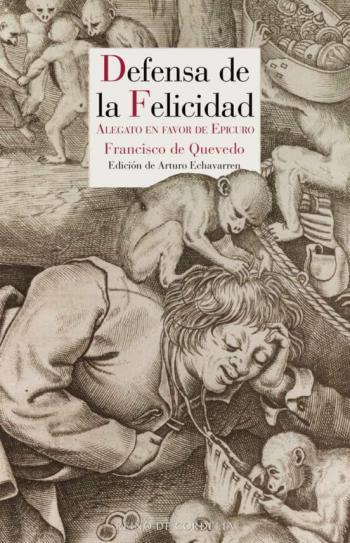 Portada del libro Defensa de la felicidad: Alegato en favor de Epicuro