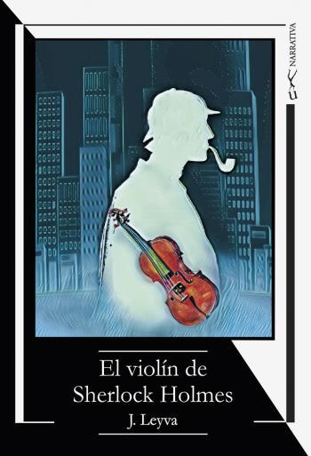 Portada del libro El violín de Sherlock Holmes