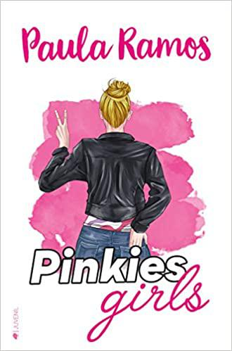 Portada del libro Pinkies girls