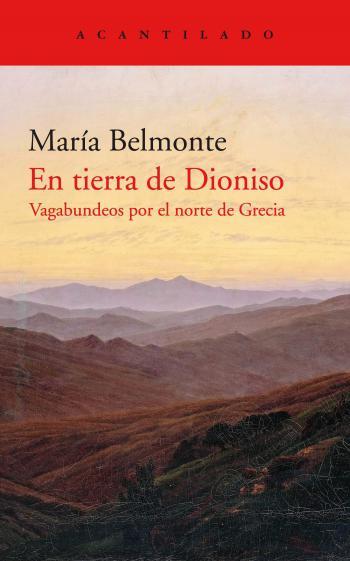 Portada del libro En tierra de Dioniso: vagabundeos por el norte de Grecia