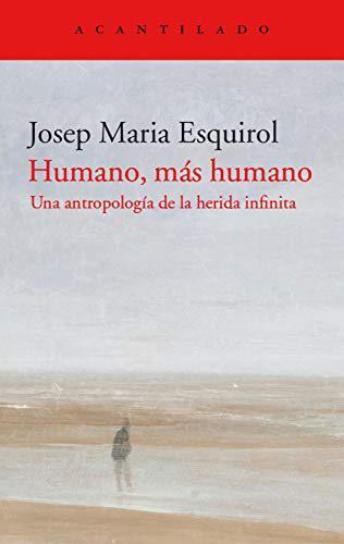 Portada del libro Humano, más humano