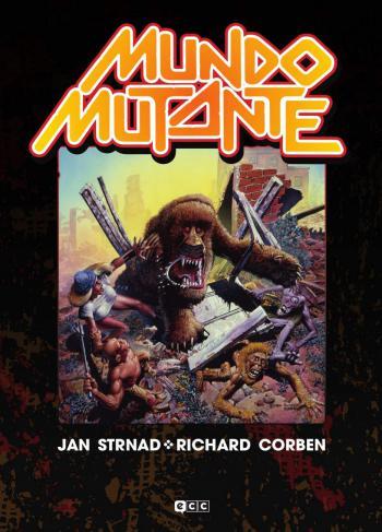 Portada del libro Mundo Mutante