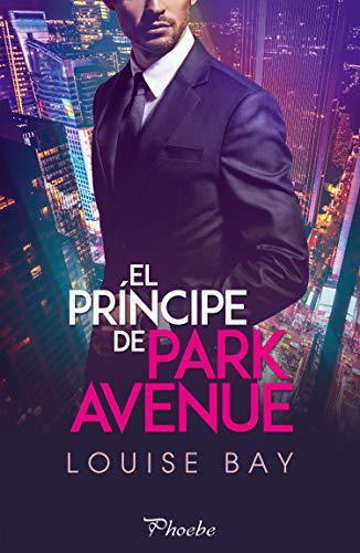 Portada del libro El príncipe de Park Avenue