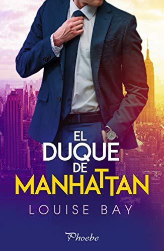 Portada del libro El duque de Manhattan (The Royal Collection 3)