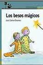 Portada del libro LOS BESOS MAGICOS