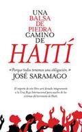 Portada del libro Una balsa de piedra camino a Haiti