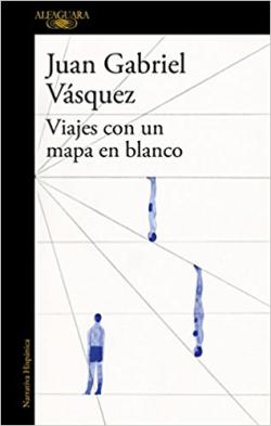 Portada del libro Viajes con un mapa en blanco