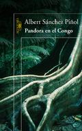 Portada del libro Pandora en el congo