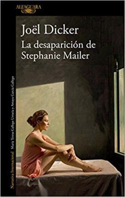 Portada del libro La desaparición de Stephanie Mailer