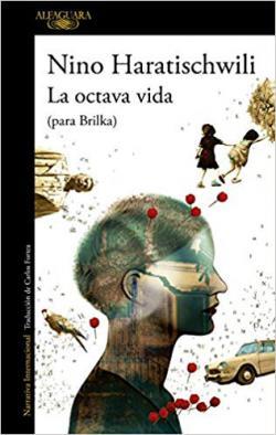Portada del libro La octava vida (para Brilka)