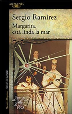 Portada del libro Margarita, está linda la mar