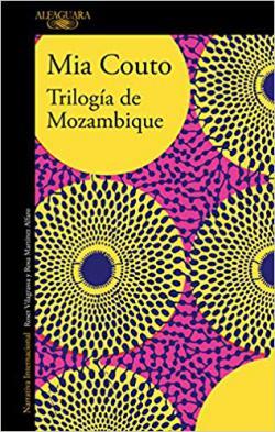 Portada del libro Trilogía de Mozambique