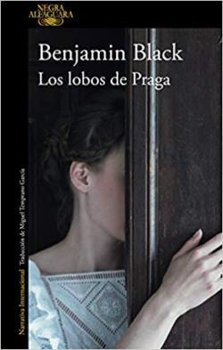 Portada del libro Los lobos de Praga