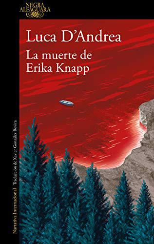 Portada del libro La muerte de Erika Knapp