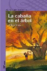 Portada del libro LA CABAÑA EN EL ARBOL.