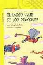 Portada del libro EL LARGO VIAJE DE LOS DRAGONES NRE+