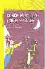 Portada del libro DONDE VIVEN LOS LOBOS FEROCES