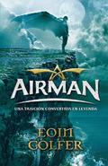Portada del libro Airman. Una traición convertida en leyenda