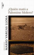 Portada del libro ¿Quién mató a Palomino Molero?