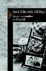 Portada del libro LARGO NOVIEMBRE EN MADRID
