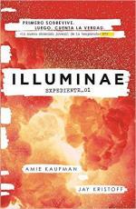 Portada del libro Illuminae. Expediente_01