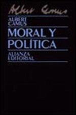 Portada del libro Moral y politica