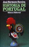 Portada del libro Historia de Portugal