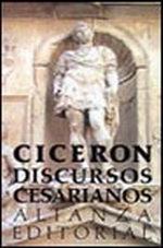 Portada del libro Discursos cesarianos