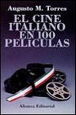 Portada del libro El cine italiano en 100 peliculas