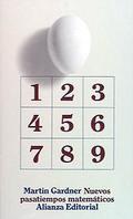 Portada del libro Nuevos pasatiempos matemáticos