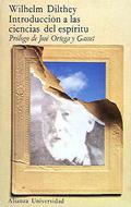 Portada del libro Introduccion a las ciencias del espiritu Ensayo de una funda