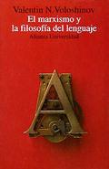 Portada del libro El marxismo y la filosofía del lenguaje