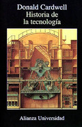 Portada del libro Historia de la tecnologia