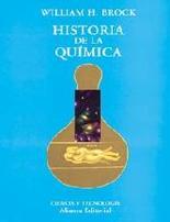 Portada del libro Historia de la Quimica