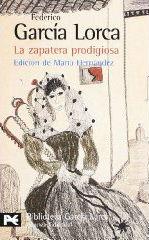 Portada del libro La zapatera prodigiosa