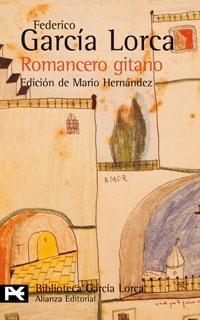 Portada del libro Romancero gitano