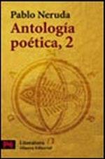 Portada del libro Antologia poetica, 2