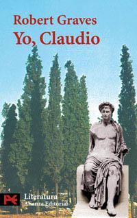 Portada del libro Yo, Claudio