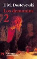 Portada del libro Los demonios 2