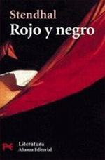 Portada del libro Rojo y negro