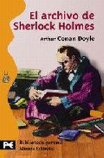 Portada del libro El archivo de Sherlock Holmes