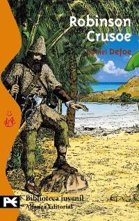 Portada del libro Robinson Crusoe