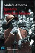 Portada del libro Ignacio Sanchez Mejias