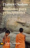 Portada del libro Budismo para principiantes