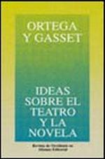 Portada del libro Ideas sobre el teatro y la novela